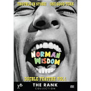 NORMAN WISDOM-RANK-V01 (DVD/DBFE/TROUBLE IN STORE/ONE GOOD TURN) (DVD)