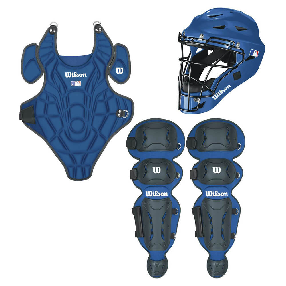 Wilson EZ Gear Catcher's Kit Small-Medium