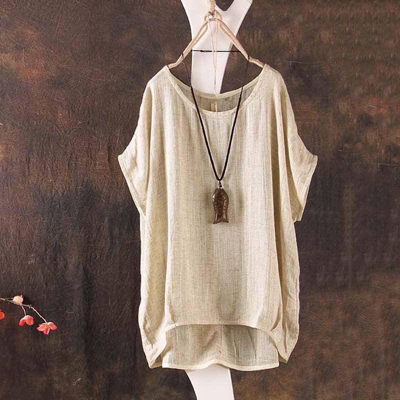 Benficial Mens Casual Spring Summer Star Print Short Sleeve O-Neck Tops Blouse T-Shirts 2019 Summer