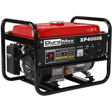 DuroMax 4000/3300W Portable Recoil Start Generator