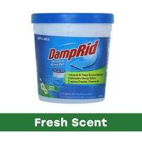 DampRid Fresh Scent Refillable Moisture Absorber 10.5oz
