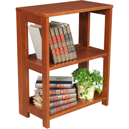 Flip Flop Desk Side Folding Bookcase