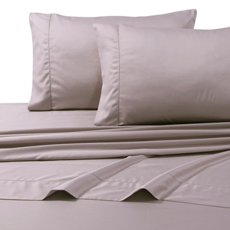 800TC Egyptian Cotton Sateen 4 Piece Sheet Set by Tribeca (800tc Bed Sheet Set)