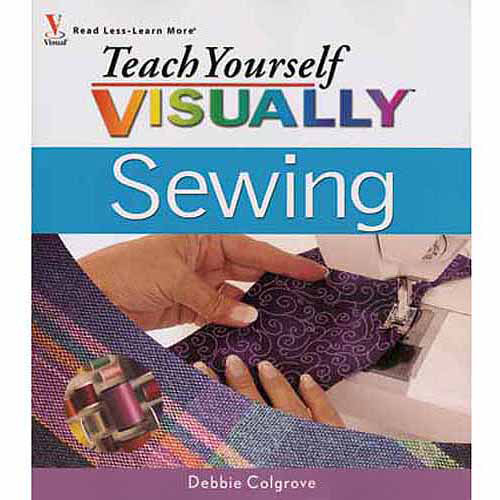 Wiley Publishing Teach Yourself Visually, Sewing