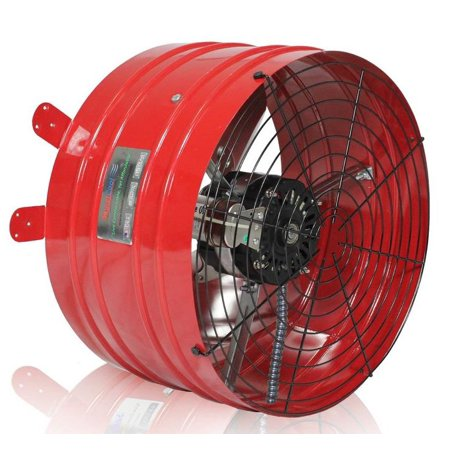 QuietCool AFG PRO-3.0 Attic Gable Fan