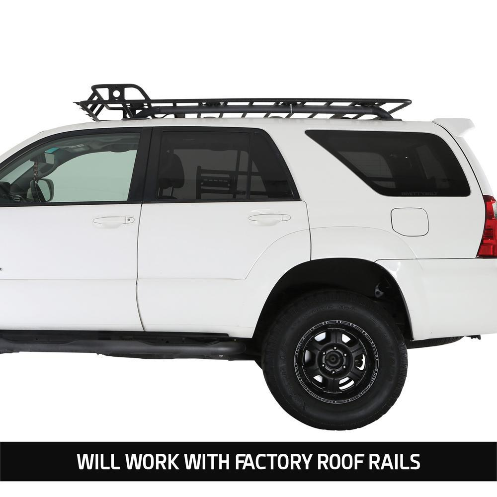 Smittybilt 40505 Defender 4 X 5 Bolt Together Roof Rack