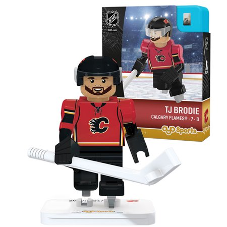TJ Brodie Calgary Flames OYO Sports Player Figurine - No Size