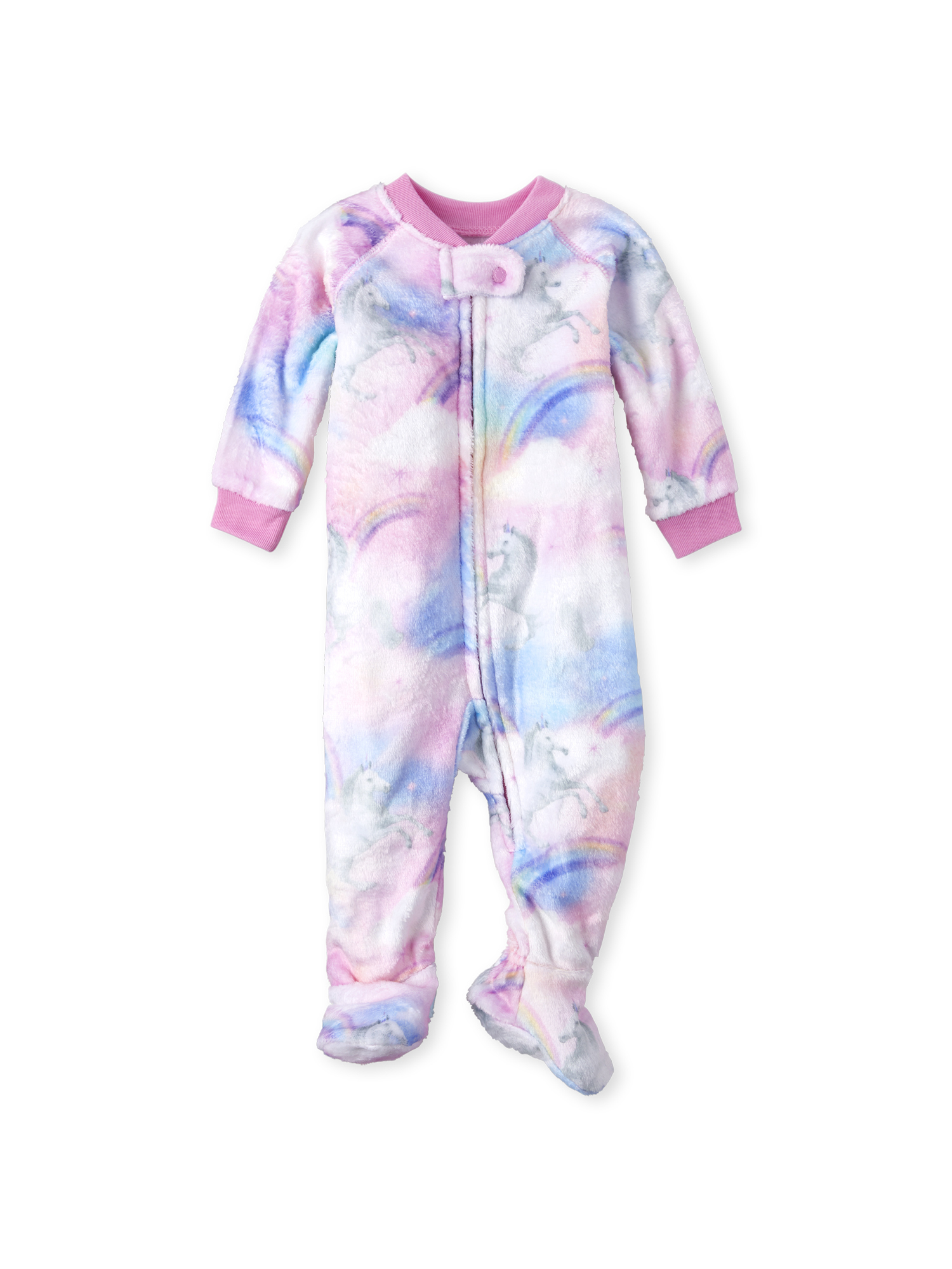 The Childrens Place Baby Girls Blanket Sleeper