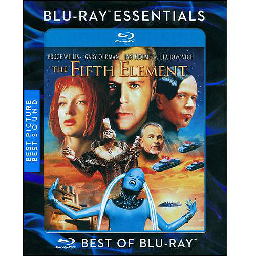 The Fifth Element (Blu-ray) (Widescreen)
