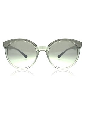 968a0365c3 Product Image Versace 52066V Transparent Grey 4330 Round Sunglasses Lens  Category 2 Lens Mirr