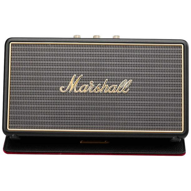 Marshall Stockwell Portable Speaker with Flip-Cover Case