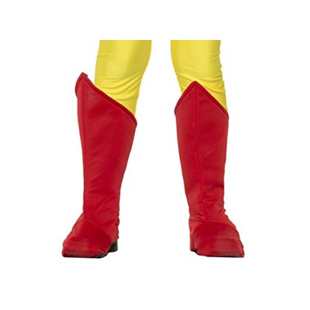 Forum Novelties Child Hero Boot Covers, Red - image 1 of 1