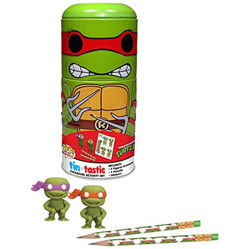 Funko TMNT Raphael Tin-Tastic Action Figure