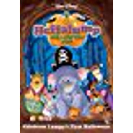 Pooh's Heffalump Halloween Movie - Halloween Cartoon Movies 1990s