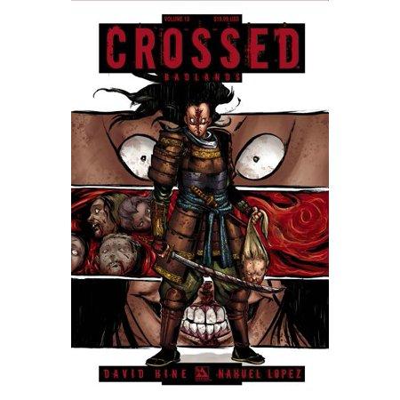 Horror Makeup Tutorial (Crossed Tp: Crossed Volume 13)