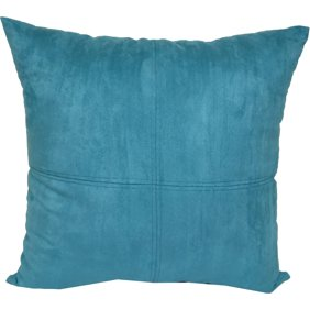 at in throws and velvet teal pillow pillows home navy geometric aubrey