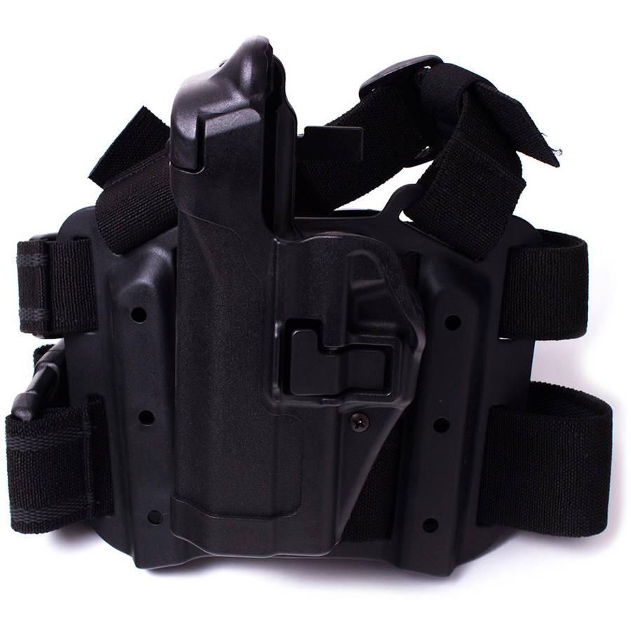 BLACKHAWK! Serpa 430627BK-L Holster Sig Sauer 250DC, Black