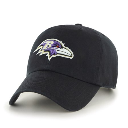 Fan Favorites Baltimore Ravens NFL Clean Up - Baltimore Ravens Santa Hat