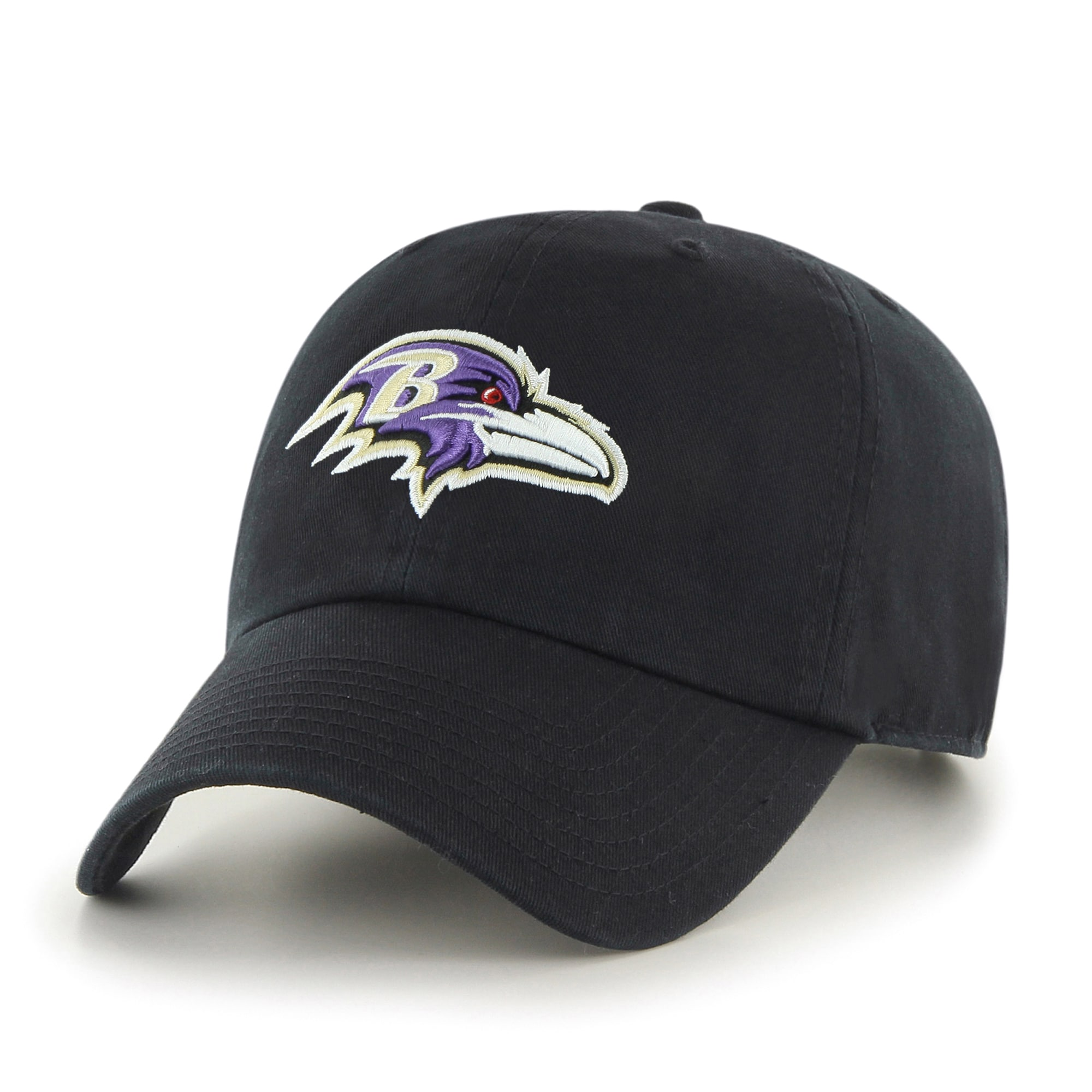 Fan Favorites Baltimore Ravens NFL Clean Up Cap