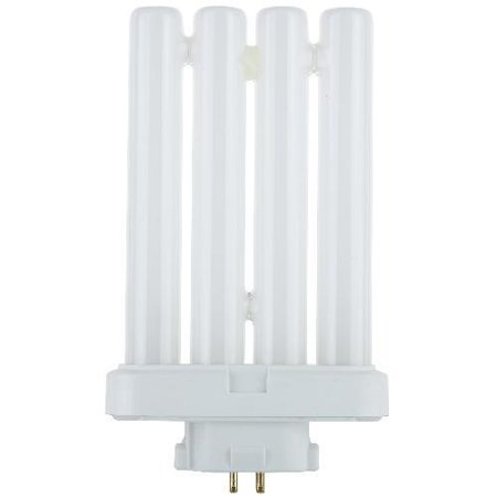 Sunlite 27W FML 4-Pin Quad Tube GX10Q-4 6500K Daylight Compact Fluorescent (Best Fluorescent Bulbs For Growing Weed)