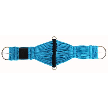Horse WESTERN TURQUOISE SADDLE CINCH GIRTH TACK 22