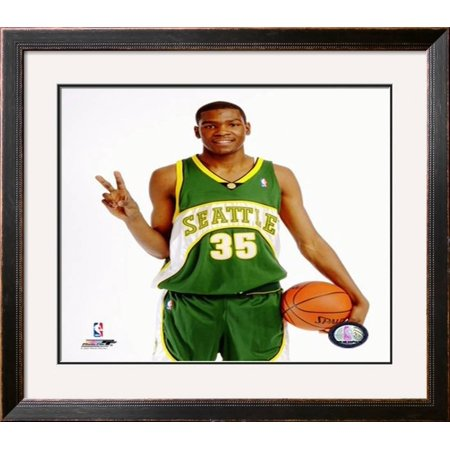 Kevin Durant Framed Photographic Print Wall Art  - 28x32