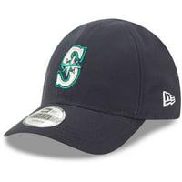 Seattle Mariners New Era Toddler My 1st 9TWENTY Adjustable Hat - Navy - OSFA
