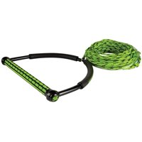 Straight Line Wakeboard TR9 Handle with Static Line