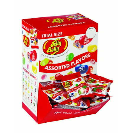 Jelly Belly Assorted Flavors Jelly Beans - 80ct/.35oz - Jelly Belly Challenge