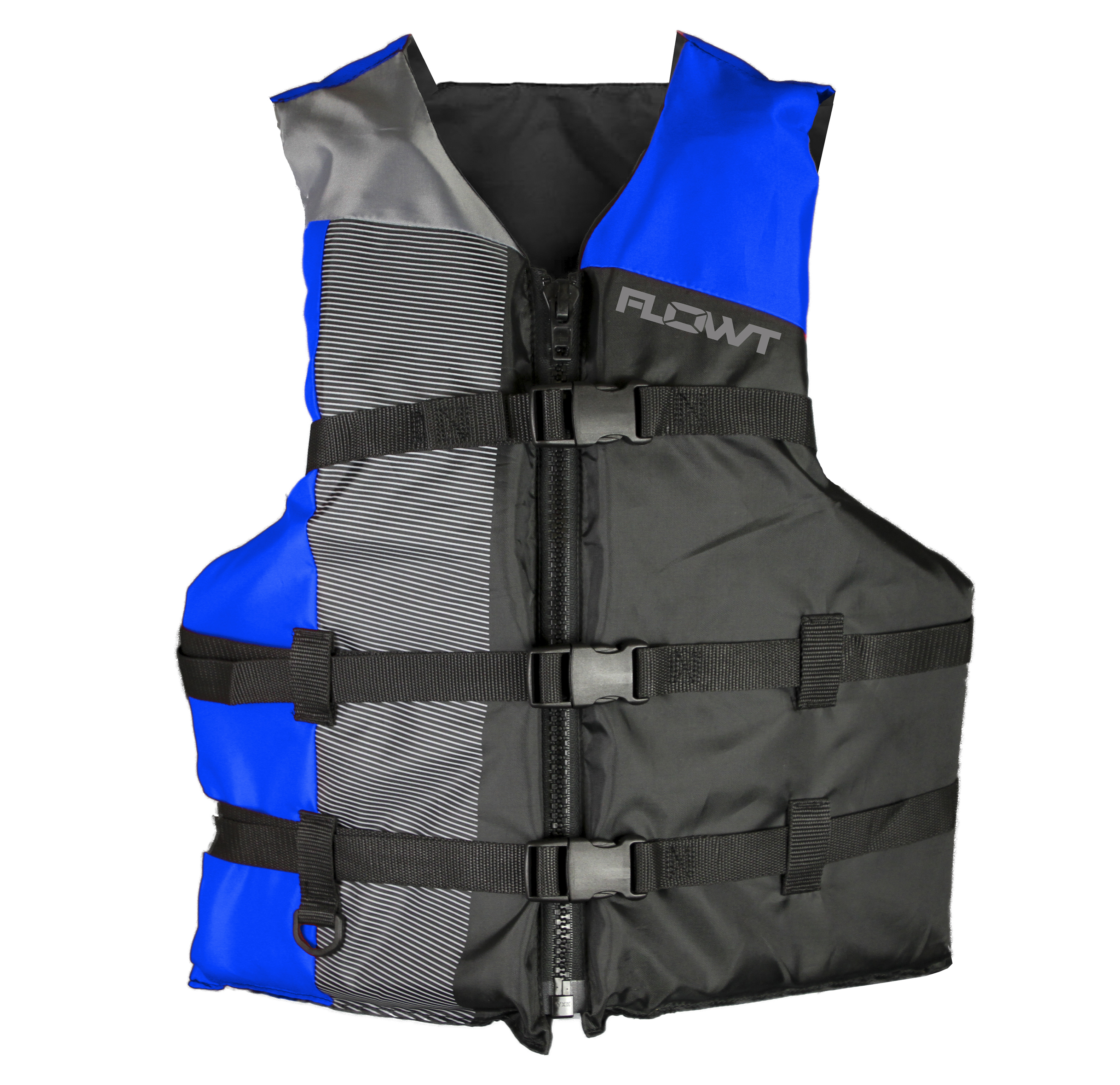 All Sport Blue; Universal Adult Life Vest by Waterbrands