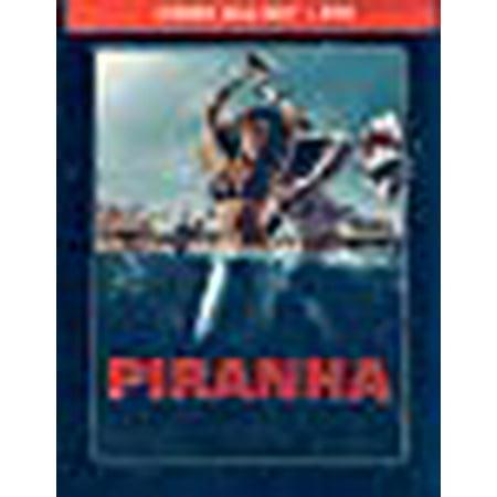 Piranha - Limited SteelBook Edition (Blu-ray+DVD Combo) (Blu-ray)