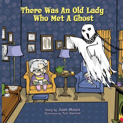 There Was an Old Lady Who Met a Ghost](Halloween Liedjes Met Muziek)