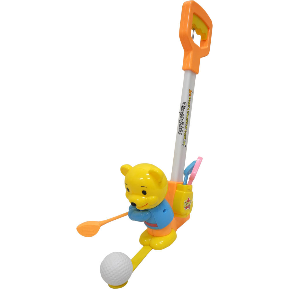 Dimple Kids Teddy Golfing Set DC15343 by