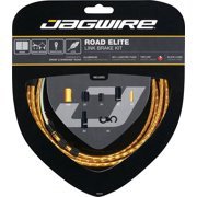 Jagwire Road Elite Link Brake Cable Kit, Gold