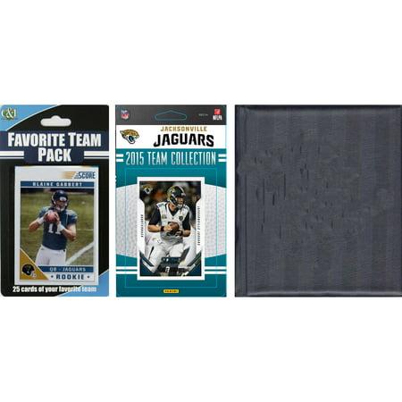 C&I Collectables NFL Jacksonville Jaguars Licensed 2015 Score Team Set and Favorite Player Trading Card Pack Plus Storage Album](Halloween Store Jacksonville Nc)