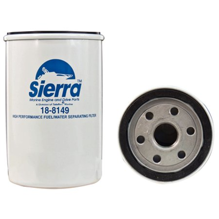 New Fuel Water Sep Filter Sierra - Southern Marine 18-8149