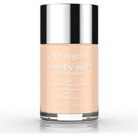Neutrogena Healthy Skin Liquid Makeup Foundation, Broad Spectrum Spf 20, 40 Nude, 1