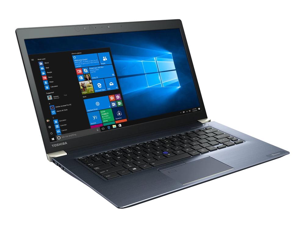 "Toshiba Tecra X40-E1442 14"" TS Notebook i5-8350U 8GB 256GB SSD W10P Onyx Blue by Toshiba"