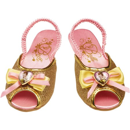 Beauty and the Beast Girls' Belle Child Shoes