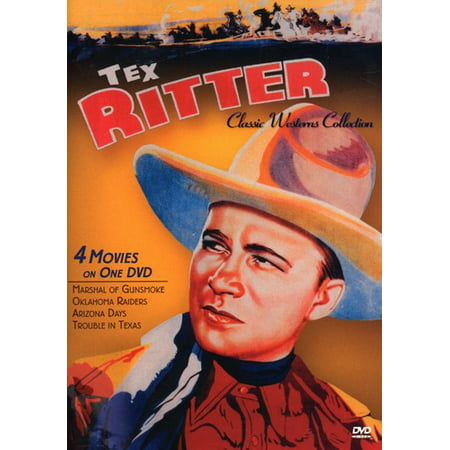 Classic Westerns: Tex Ritter Four Feature