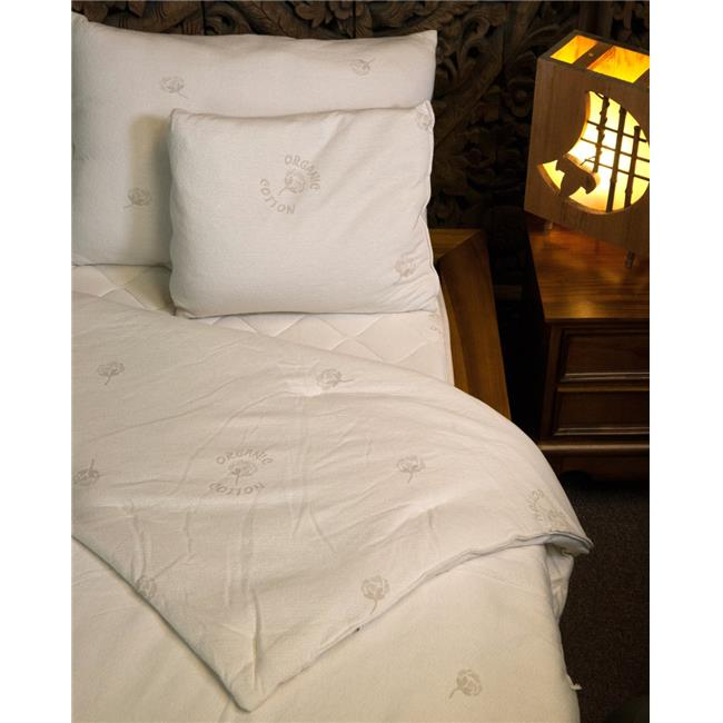 Naturally Sleeping Cf-T-H Heavy Weight Twin Size Wool Comforter - image 1 of 1