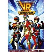 VR Troopers: Season One - Volume One (DVD)