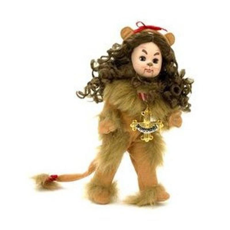 Madame Alexander Cowardly Lion - Jack 8 in doll
