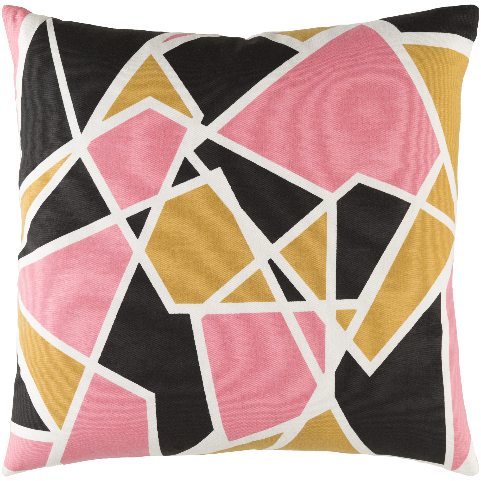 """Artistic Weavers Trudy Leona 18"""" x 18"""" Pillow (with Down Fill)"""
