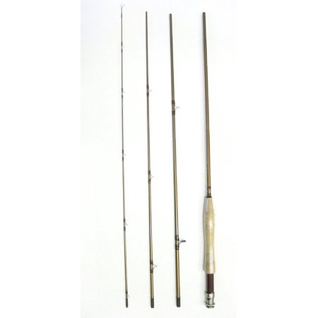 KUFA Sports 9' Graphite Fly Fishing Rod (4 Section, Line weight #5/6),