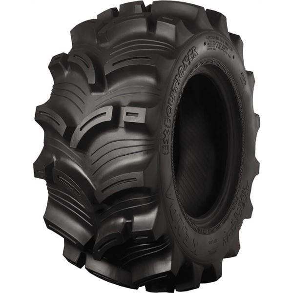 One New ATV UTV Tire 25x8-12 25X8X12 P341 DURABLE 6PR 10157 DEEP TREAD MUD
