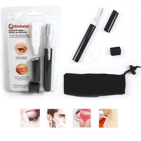 - Portable Electric Lady Shaver Bikini Eyebrow Shaper Shaver Beard Hair Trimmer !