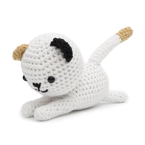Amigurumi Velvet Cat Free Pattern - Amigurumi Free Pic2re | 612x612