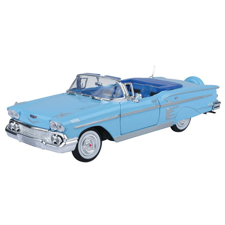 Chevy Impala Models - 1958 Chevy Impala Model, 1:24 Scale