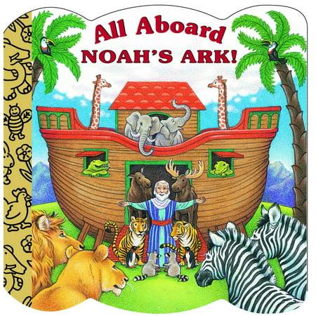Ark Music Book - All Aboard Noah's Ark! (Board Book)